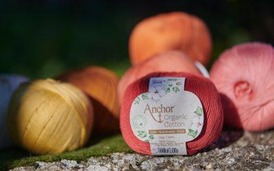 Lançamento 'Anchor Organic Cotton'