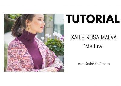 """Xaile Rosa Malva """"Mallow"""""""