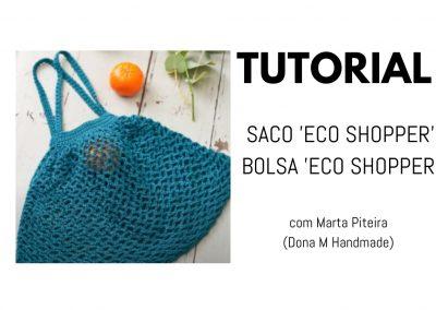 Saco 'Eco Shopper'