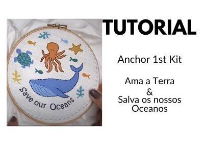 Anchor 1st Kit Salva o Oceano & Protege o Nosso Planeta